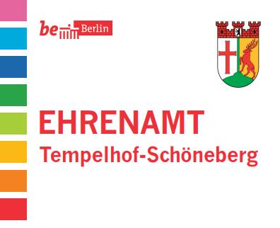 seit Februar 2019: Bezirksamt Tempelhof-Schöneberg von Berlin, Büro der Beauftragten für Bürgerschaftliches Engagement, Ehrenamtsbüro