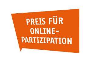 Preis für Online-Partizipation (2013)
